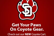 Coyote Gear / You're a Yote. Get the gear. / by University of South Dakota