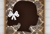 Silhouette Designs / by Cheryl McCook