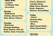 Get organized / by Teresa Bjork
