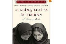 Books Worth Reading / Reading Lolita in Tehran / by Petra Gheraibeh