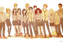 HP UNIVERSE / by Sadie di Angelo #staystrongprilla