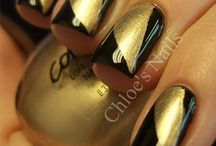 Nail Designs / by Michealle Malone