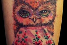 Tattoos / by Michelle Smith