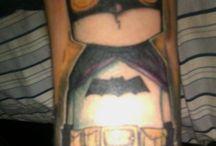 Tattoos / by FiB3R