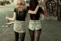 best friends  / by Nini Ruiz