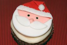 Fondant cupcake toppers / by Jazmine Martinez