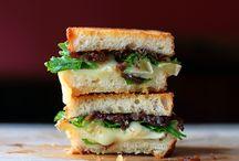 Sandwiches / by Taylor Driskill