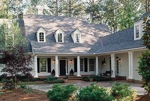 Southern Homes and Architecture / by Vicki
