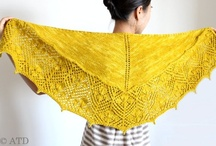 scarves & shawls / by By Number 19