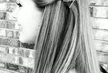 Hair Styles / by Leanna Gutierrez