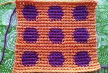 Haken tapestry crochet / by rianne