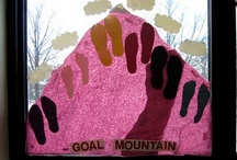 Goal-Setting / by Danielle Schultz School Counselor Blog