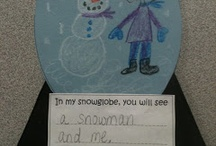 Snow/Snowmen / by Christie Carter Harrell