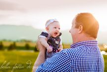 Sadie 3 month pic ideas / by Tosha Cain