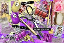 Crafts & Hobbies / An activity involving skill in making things by hand. / by Bonnie Rivard