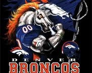 Denver Broncos!! / by Kimberley