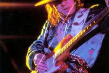 Artists We Love: Stevie Ray Vaughan / by POPmarket Music
