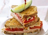 Sandwiches / by Patty Ojeda