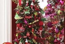 Christmas Trees / by Yvette Adams