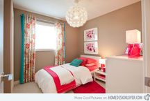 Home - Girl's Room / by . Fine Afternoon .