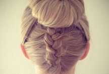 Updo Hairstyles / by Paul Mitchell Austin