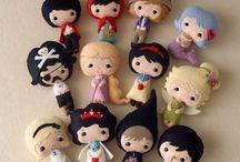 Dolls / by Nazan Lewis