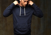 Men's Midweight Sweatshirts / A lighter alternative to our Heavyweight collection, Midweight Sweatshirts can be layered for warmth or worn alone as the weather gets warmer. / by American Giant
