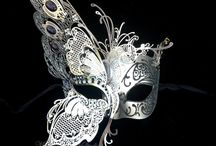 masquerade mask / by Asonia Chisholm