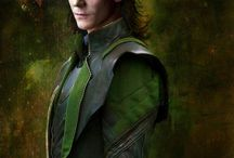 avengers are sexy / i may be slightly obsessed with loki... / by Ambie