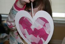 Valentine's crafts / by Emily Rogers