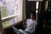 Zac's Twitter/Instagram/WhoSay Pics / by Zac Efron News
