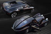 Bugatti  / by Bruce Singbeil