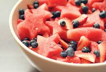 + Summertime Food / Creative ideas for the summer months! / by HealthCorps