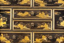 Lacquer / Our selection of Lacquer pieces from our current collection.  / by Mallett Antiques