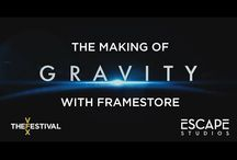 The 2013 VFX Festival: Speaker Interviews / We managed to grab most of our speakers for a quick chat after their presentations at the VFX Festival 2013. Here they are all in one place. / by Escape Studios