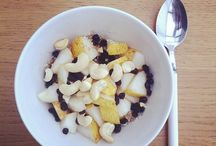 Breakfast Love / Fruit Salad Breakfasts / by SaladPride by David Bez