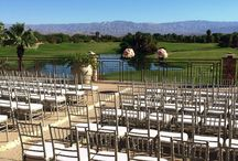 Say I Do With A Golf Course View / by Desert Willow Golf Resort
