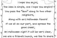 Halloween / by Lisa Sharp