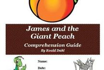 James and the Giant Peach / by Jessica McAllister