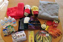 Vehicle Maintenance/Emergency Car Kits / by Sandra Fox-Bunch
