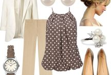 Business Casual Outfits / by STACIE KELLEY ANDREWS