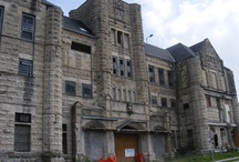 Prisons and Asylums / Old prisons, asylums and things related to these areas.  / by Shelly Routh