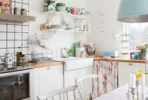 - - - kitchen and dining - - - / by Naama Oren