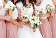 Blush Pink Inspiration / by Noonan's Wine Country Designs