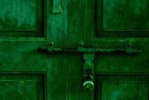 Green / by Jennifer Puricelli