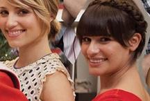 Glee Wall / All stuff Glee / by Amey Markert