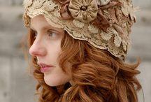 cappelli e accessori per capelli / by Lorati Cristina