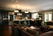 Living Room Ideas / by Jennifer Martin