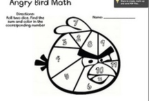 Angry Birds theme / by Emily Wolfenbarger