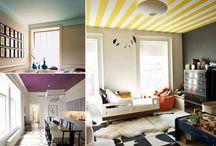 Interiors   Walls, Floor & Ceiling / by Joan Tan
